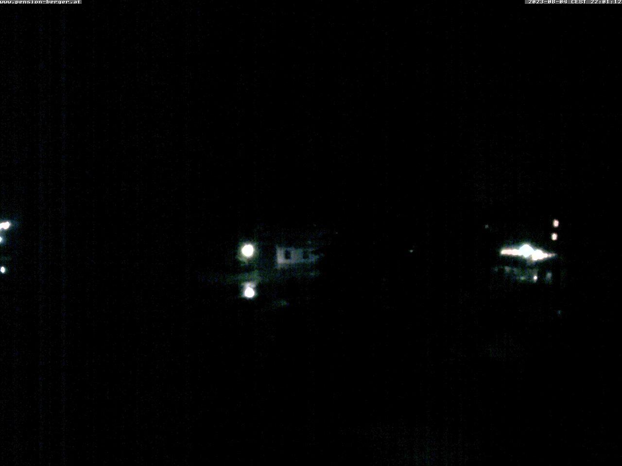 Webcam Oberlech - Pension Berger